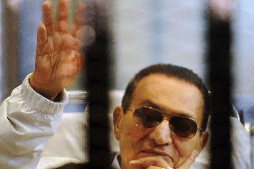 Hosni Mubarak pääses vabadusse