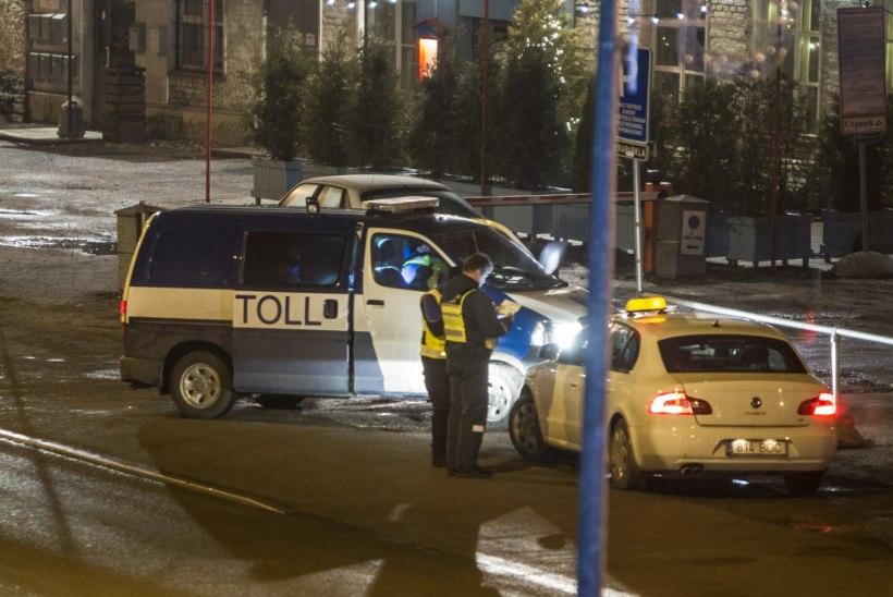 Toll ja mupo kontrollisid pealinna taksosid: leiti 19 rikkumist
