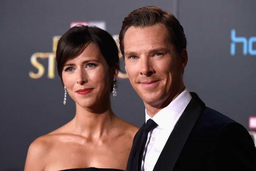 """Sherlocki"" tähe Benedict Cumberbatchi pere sai vargsi lisa"