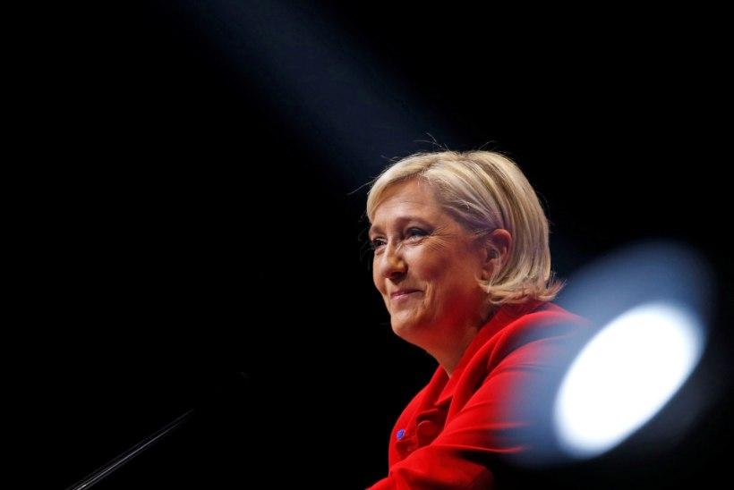 Le Pen: Krimm on alati kuulunud Venemaale