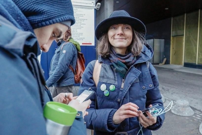 Roheliste uus juht on Züleyxa Izmailova