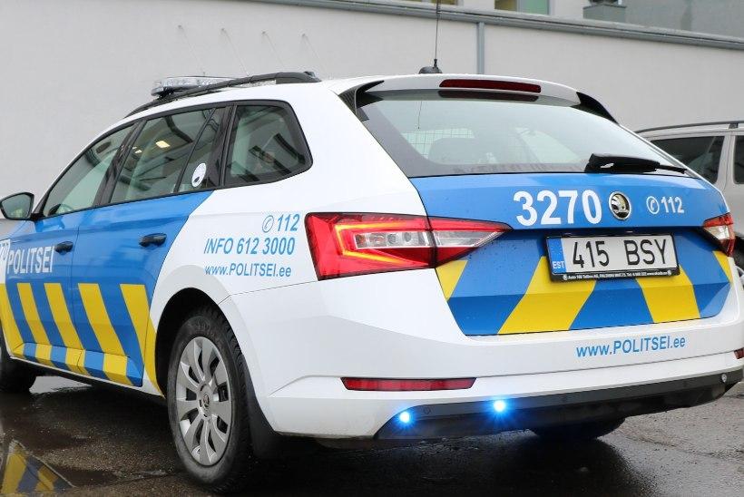 LUGEJA KÜSIB: miks lisati politseiautodele kollane triip?
