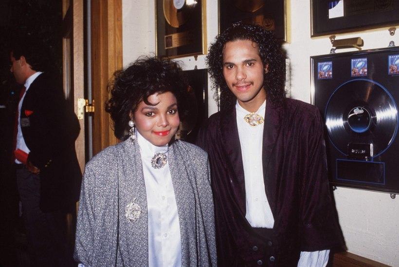 Janet Jacksoni salatütar osutus petiseks