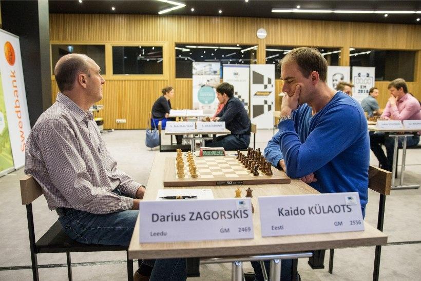 Külaots lõpetas MMi tsooniturniiri teise ja Ladva kolmandana, võitis üllataja Lätist