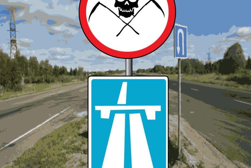 Juhtkiri | Eesti teed käivad maanteeametile üle jõu?
