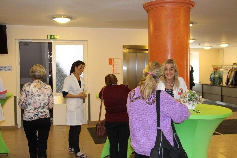Ida-Tallinna keskhaigla naistearstid kontrollisid tasuta üle 100 naise tervist