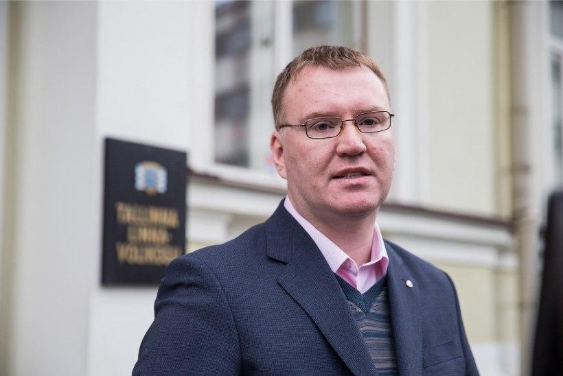Linnavolinik Hanno Matto: Tallinna linn peab Ühistupangast väljuma