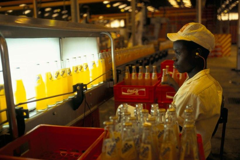 Lagose kohus: Coca-Cola kompanii tooted võivad koos C-vitamiiniga tarvitatuna ohtlikud olla