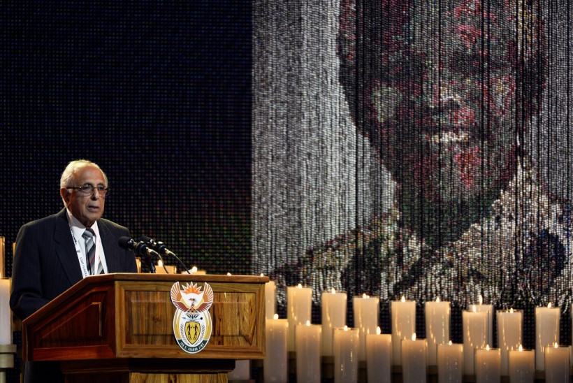 Suri Nelson Mandela saatuse- ja mõttekaaslane Ahmed Kathrada