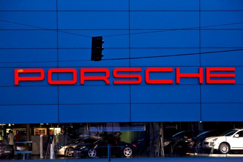 Edukas Porsche maksab taas kõigile töötajatele vinget preemiat