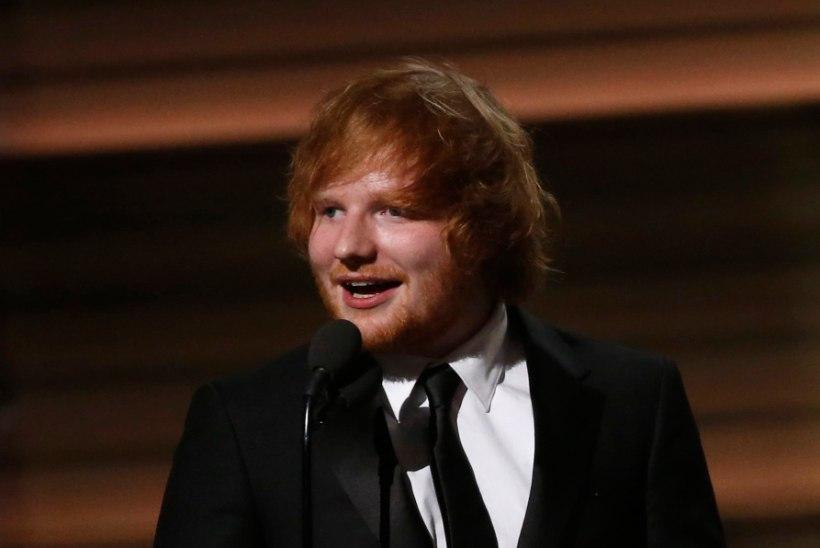 Naine läks vangi, kui piinas oma naabrit Ed Sheerani muusikaga