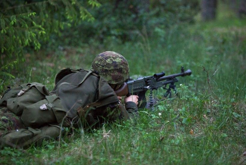 Ekspertide sõjamäng: Eesti peab Venemaa rünnaku korral vastu 15 päeva