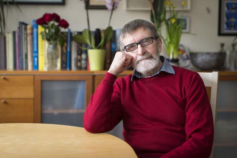 Pinginaaber Heinz Valk: Enn jäi alati härrasmeheks