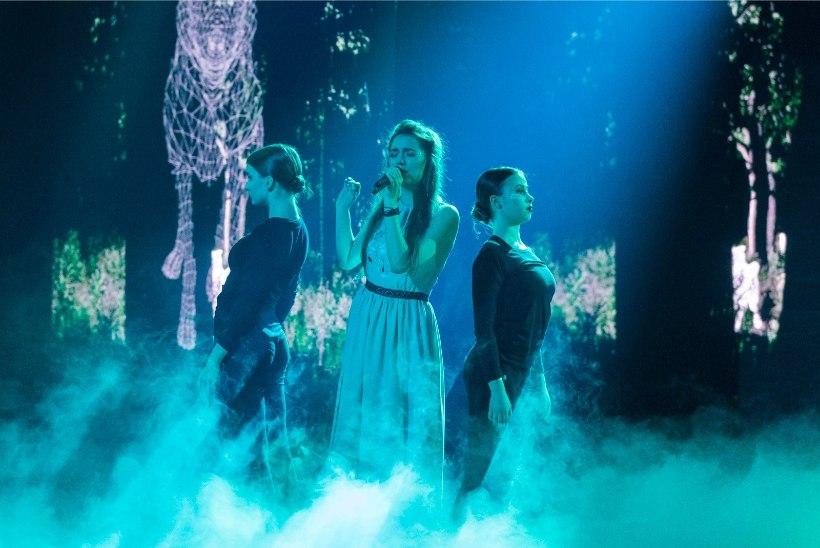 Lauljatar Angeelia pääses rahvusvahelise laulukirjutajate võistluse finaali