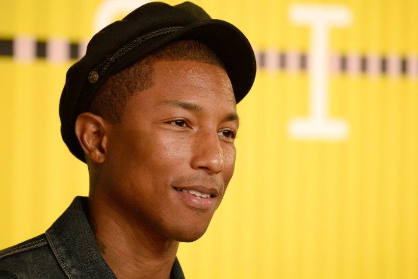 Pharrell Williamsi eluloo põhjal sünnib muusikal