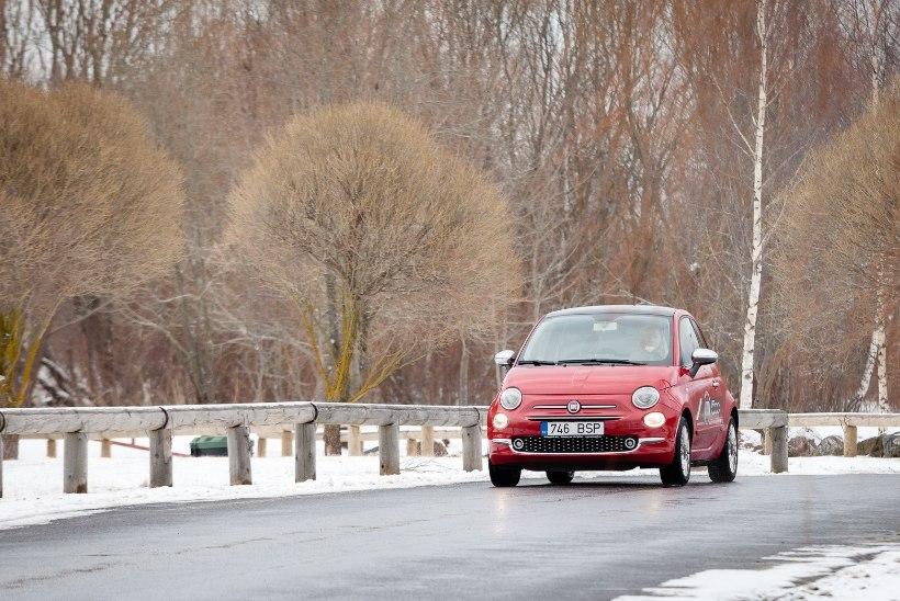 Itaalia retroauto – linnasõiduks loodud!