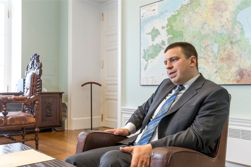 Jüri Ratas Brexitist: Eesti ülesanne eesistujana on hoida Euroopa Liit ühtsena