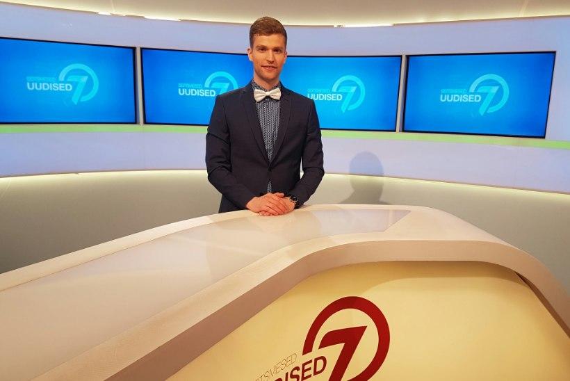 TV3 uus ilmateadustaja Juhan: tuttavad viskavad nalja, et ilmapoiss, mis ilm ka tuleb?