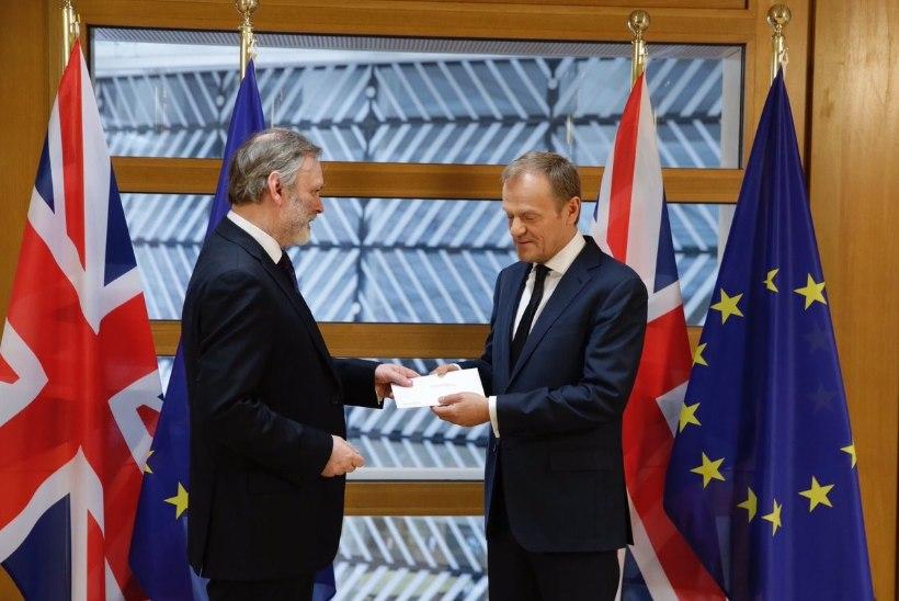 Brexit: Theresa May alustab võitlust viiel rindel