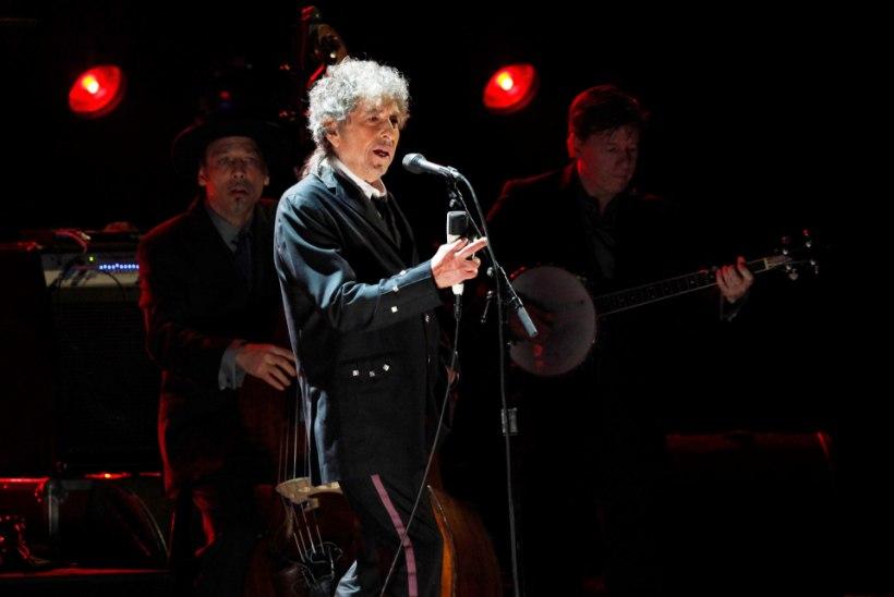 Bob Dylan leiab viimaks mahti, et Nobeli auhind vastu võtta