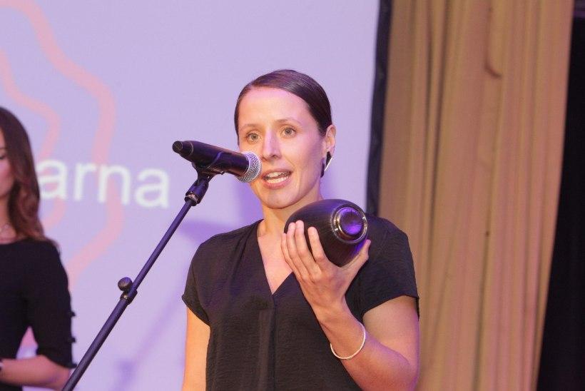 Aasta mänedžer Sandra Vabarna: otsustasin juba 12aastaselt tuurile minna