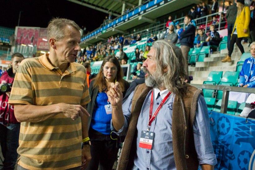 Jürgen Ligi poseeris Horvaatia koondise särgiga: mulle anti isegi nimeline särk!