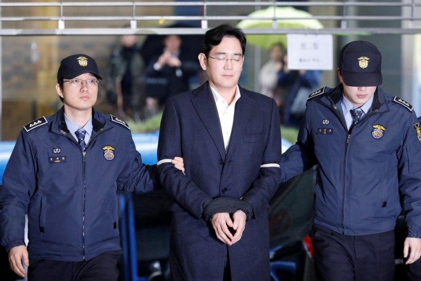 Prokurör nimetas Samsungi bossi kohtuasja sajandi suurimaks