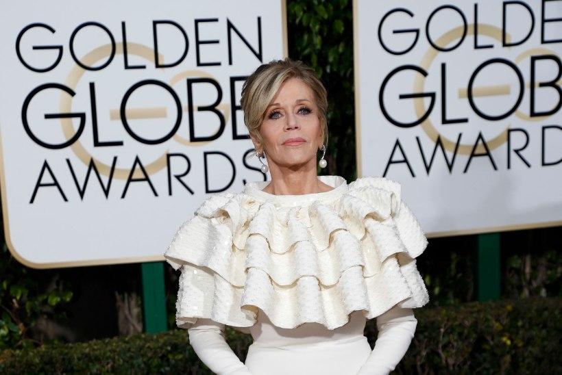 """Jane Fonda: """"Mind on vägistatud, mind on lapsena seksuaalselt kuritarvitatud."""""""