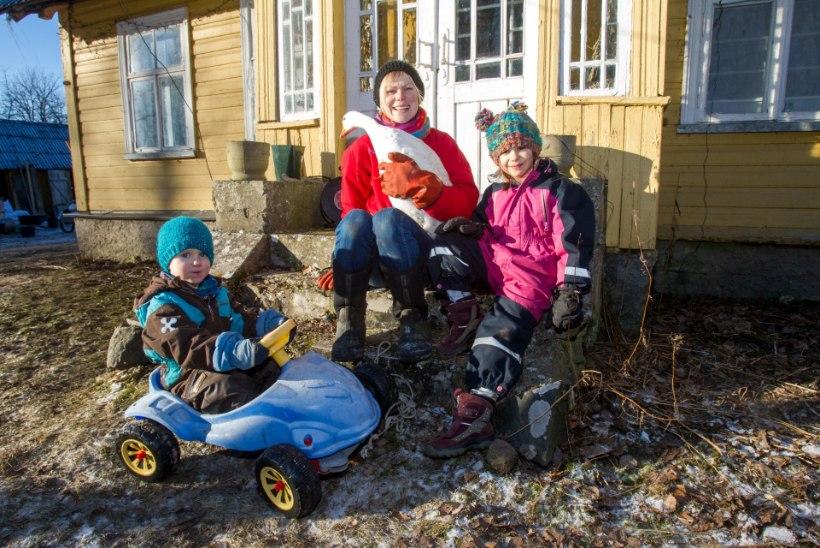 Elu pärast saadet: Heidi Hanso kirjutab taluelust ning vajadusel aitab kitsegi kaevust välja