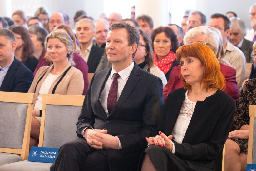 Tartu Ülikooli rektorina jätkab Volli Kalm