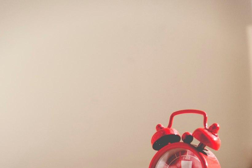 Üleminek suveajale: 7% inimestest ei jõudnud esmaspäeva hommikul õigeks ajaks tööle