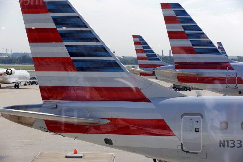 Dallas-Albuquerque lennul suri piloot