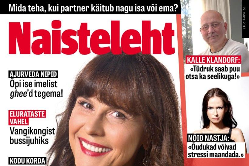 ERILISED ELUD: Karina Laurits taltsutab sünni ja surma väge