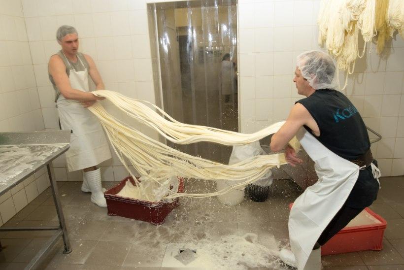 VÄIKETOOTJA MURE: välismaa juustupalmikud läksid nagu soojad saiad, aga kodumaist toodet ei taha poeketid müüki võtta!