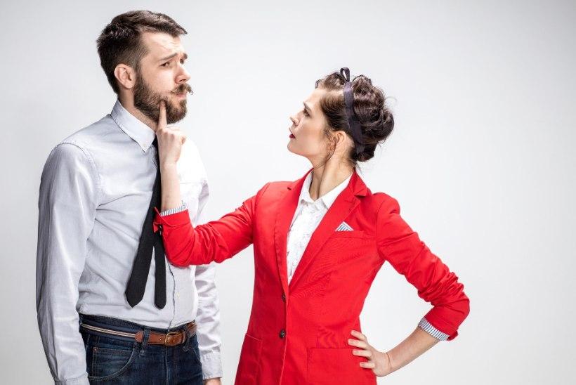 Vanema või lapsena käituv partner ohustab suhet!