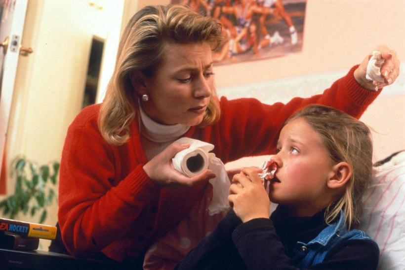 MIDA TEHA, kui lapsel jookseb nina verd