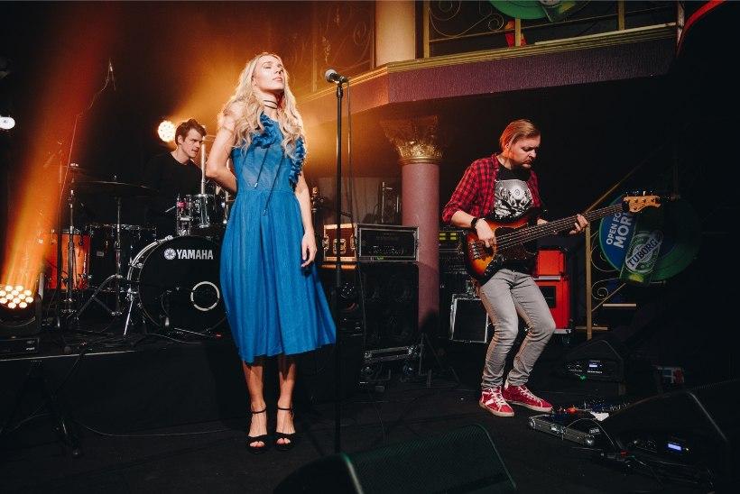 GALERII | Liis Lemsalu esitles Venus Clubis oma uut lugu
