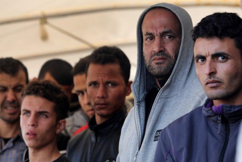 Põgenikevool üle Vahemere ei vaibu