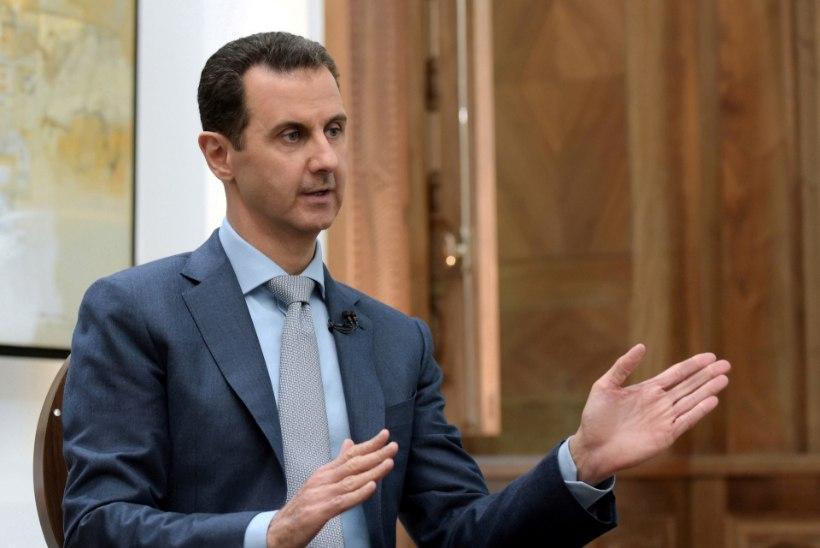 USA ei nõua enam al-Assadi lahkumist