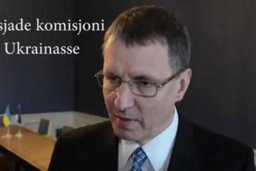 VIDEO   Vitsut peab Ukraina kõige suuremaks probleemiks korruptsiooni