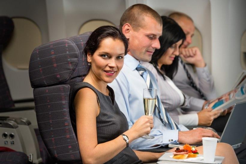 Millised on kõige sagedamini kasutatud nipid, et saada lennul tasuta asju?