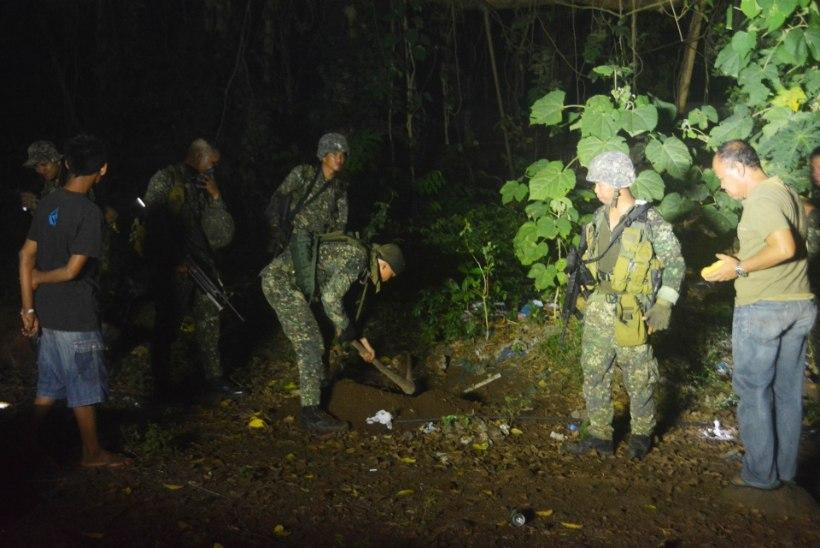 Filipiinide sõjavägi leidis sakslase peata surnukeha