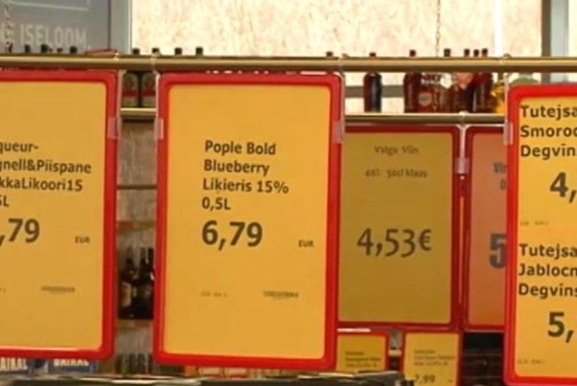 TV3 VIDEO   Lätis tõusis alkoholiaktsiis. Kui palju mõjutab see piirikaubandust?