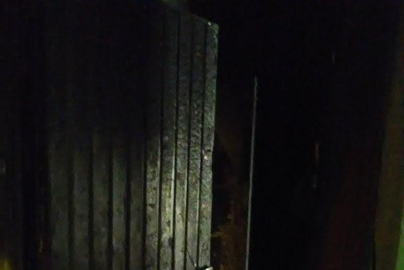 Kohtla-Järvel hukkus korteri põlengus naine
