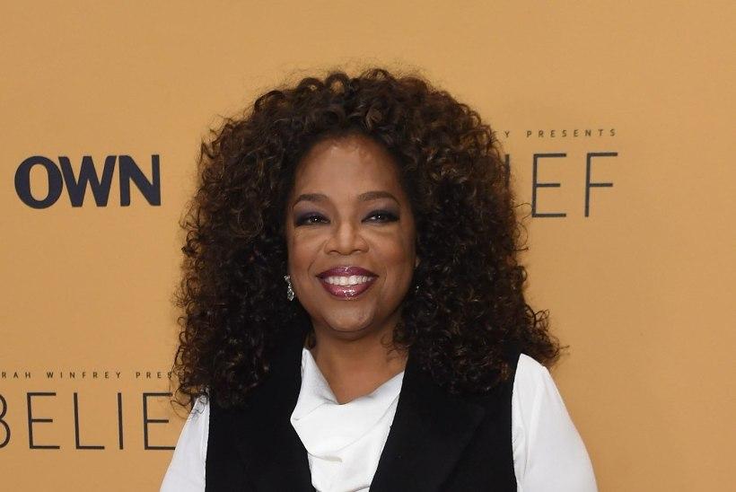Oprah poleks olnud hea ema