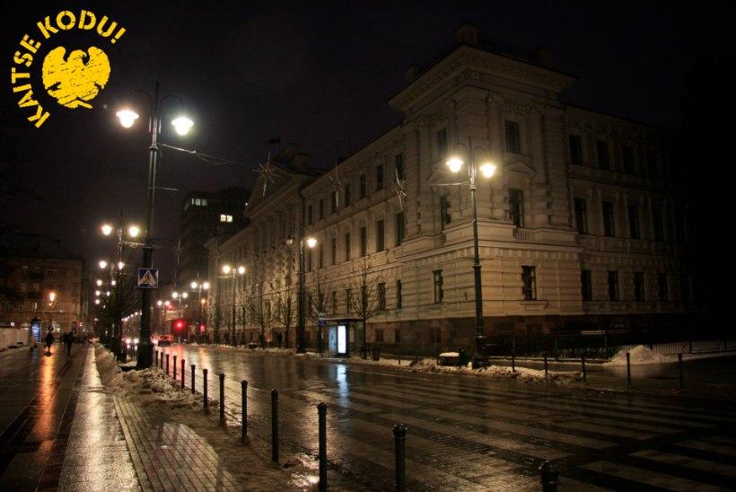 Tumedast turismist Leedu moodi