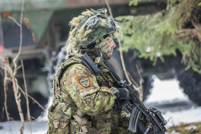 GALERII | Vaata, kuidas möödus 1. jalaväebrigaadi õppus Talvelaager