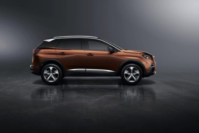 Palju õnne! Euroopa aasta auto 2017 on Peugeot 3008 linnamaastur
