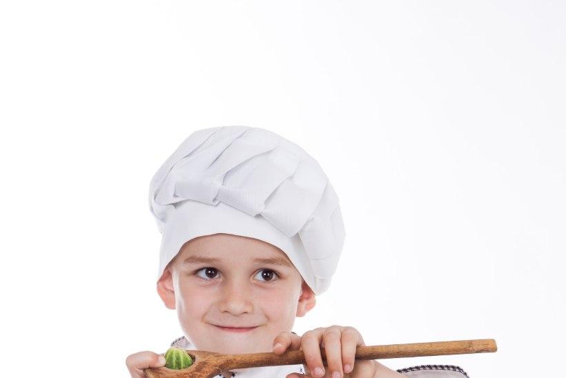 Toitumisnõustaja: lapsi saab puu- ja köögivilju armastama panna mängu abil