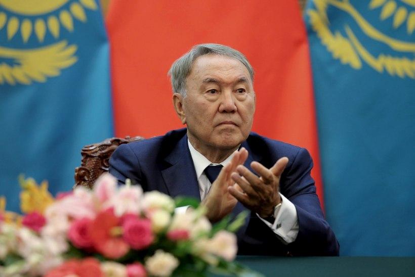 Nazarbajev õpetas, kuidas naistele meele järele olla